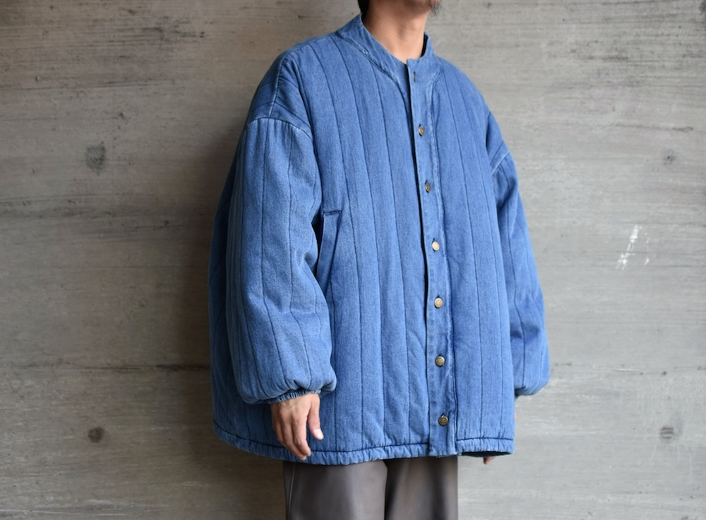 69 (SIXTY NINE) 「 69 CROPPED QUILTED JACKET 」