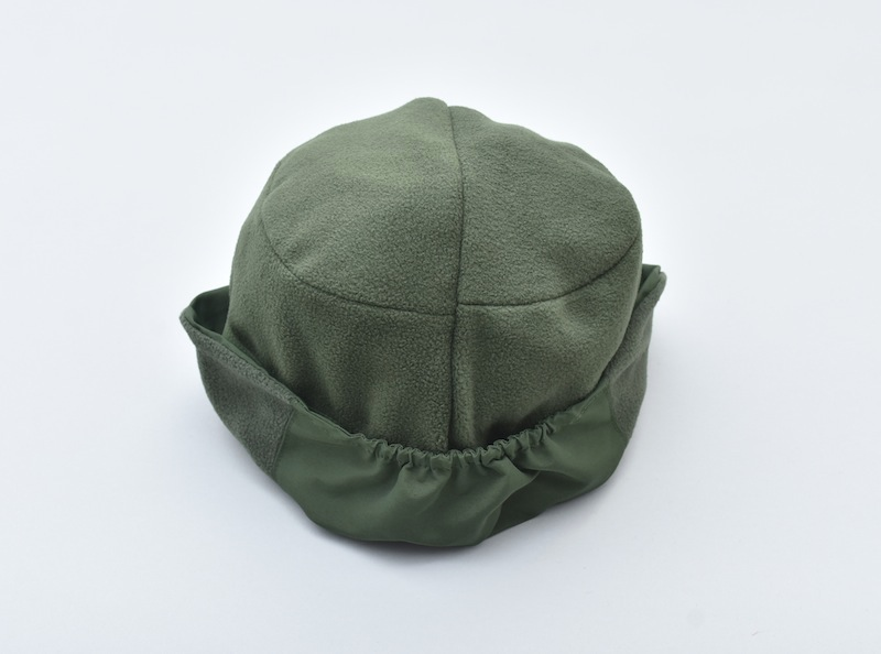COMFORTABLE REASON 「 Goldmans Ear flap cap / GREEN」