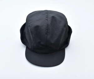 COMFORTABLE REASON 「 Goldmans Ear flap cap / BLACK」