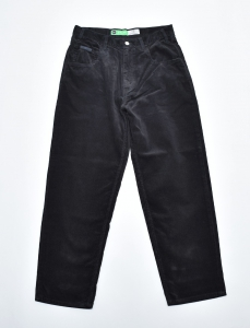 gourmet jeans「 TYPE 01 - LOOSE / BLACK 」