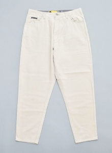 gourmet jeans「 TYPE 03 - LEAN / IVORY 」