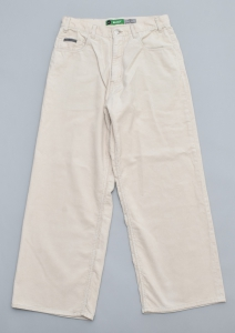 gourmet jeans「 TYPE 01 - BAGGY / IVORY 」