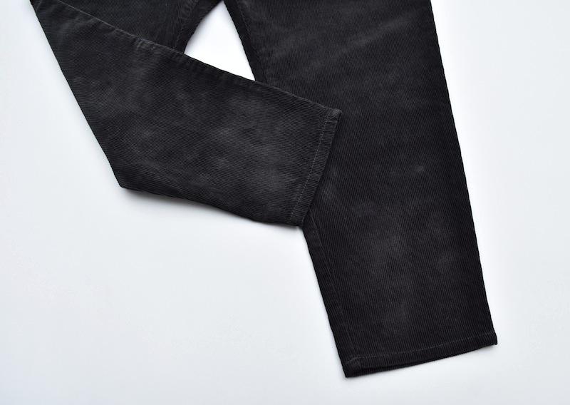 gourmet jeans「 TYPE 03 - LEAN / BLACK 」