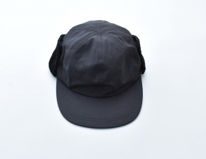 NOROLL「 FARGO CAP / BLACK 」