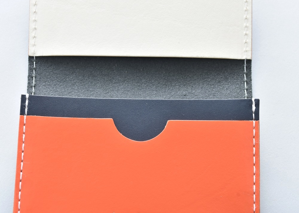 Hender Scheme 「 folded card case / multi 」