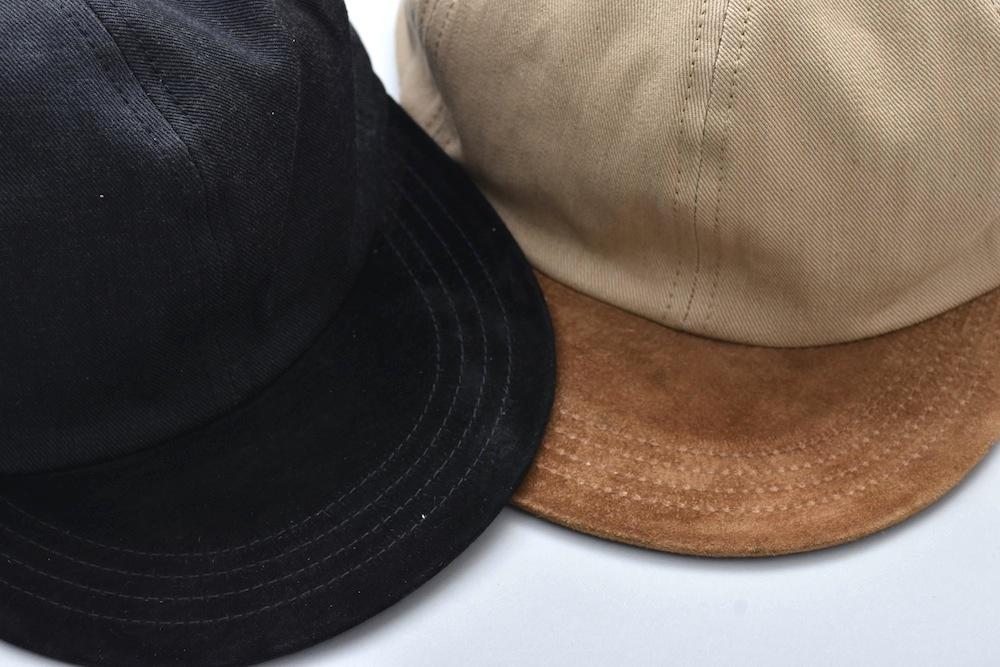 Hender Scheme「 2 tone cap / black 」