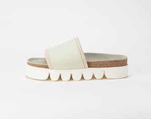 Hender Scheme「caterpiller/white×white」*ladies' model