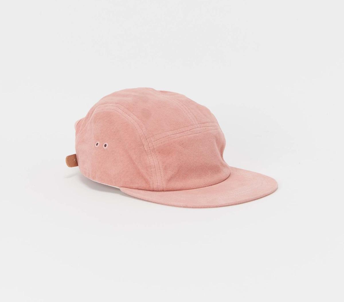 Hender Scheme「water proof pig jet cap  / pink」
