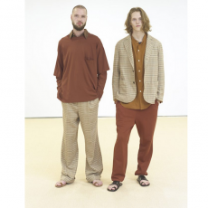 AURALEE 「 SILK SUMMER TWEED SLACKS 」