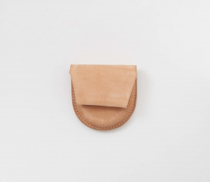 Hender Scheme 「 coin case / natural 」