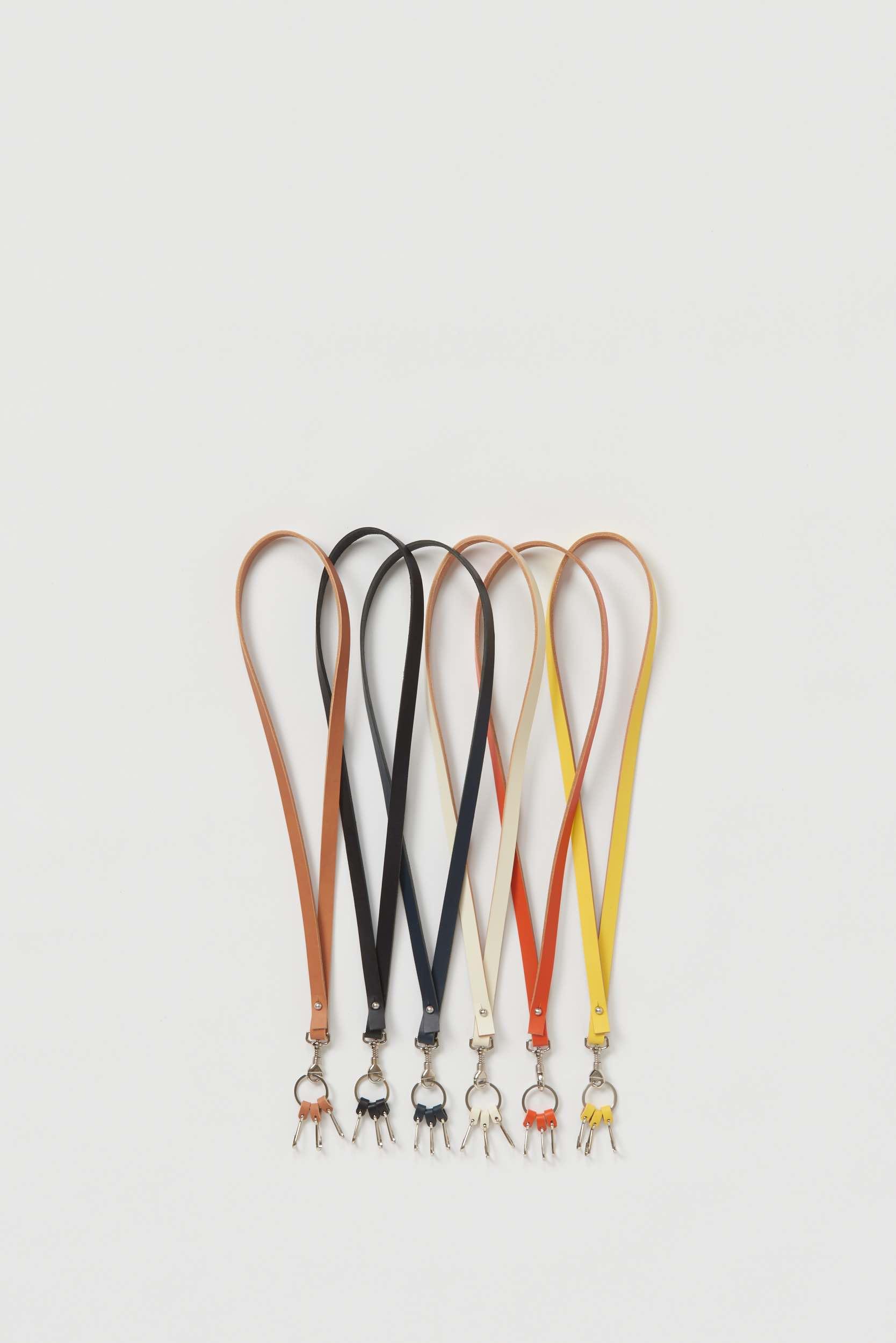 Hender Scheme 「 neck strap / natural 」