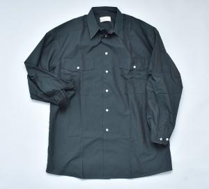 gourmet jeans 「 TYPEWRITER SHIRT / 緑タマムシ」