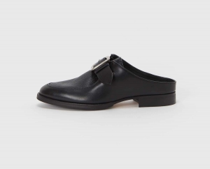 Hender Scheme「clasp mule shrink 」*ladies' model