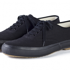 OLD JOE BRAND.「NARROW DECK SHOES / GRAPHITE 」