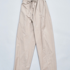 AURALEE「SELVEDGE WEATHER CLOTH EASY PANTS / GRAY BEIGE」
