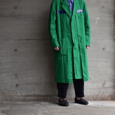 ESSAY 「 C-1 : ATELIER COAT / green 」