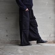 ESSAY 「 P-4 : GOTHIC PANTS / black 」