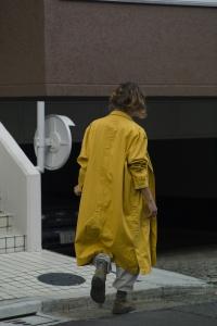 ESSAY 「 C-1 : ATELIER COAT / yellow 」