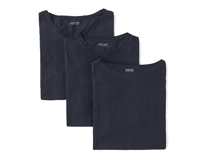 OLD JOE「THREE PIECE TUBE-T SHIRTS(SHORT SLEEVE)」