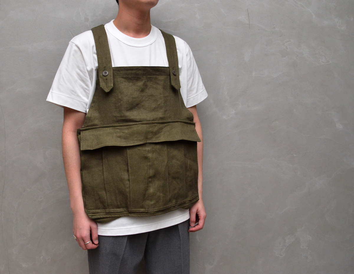 BROWN by 2-tacs「 DUAL POCKET 」