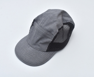 BROWN by 2-tacs「 JET CAP / CHARCOAL 」