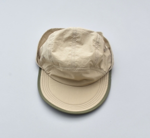 NOROLL「 AWNING CAP / SAND 」