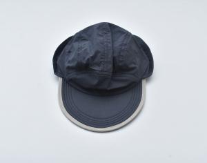 NOROLL「 AWNING CAP / DARK BLUE 」
