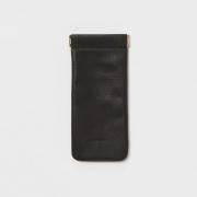 Hender Scheme「 soft glass case / black 」