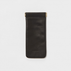 Hender Scheme「 soft glass case / black 」