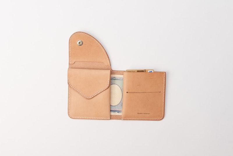 Hender Scheme「wallet / brown」