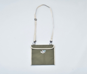"NOROLL 「 ""THE TRAVELLERS EYE"" BAG 」"