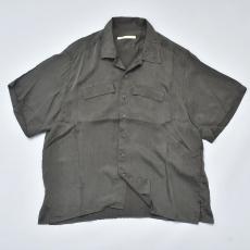 AUGUSTE-PRESENTATION「 半袖シャツ / BLACK 」