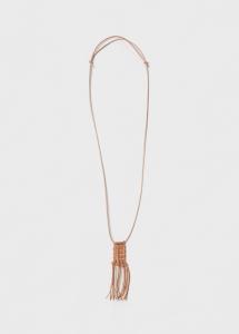 Hender Scheme「 yarn tassels leather  」
