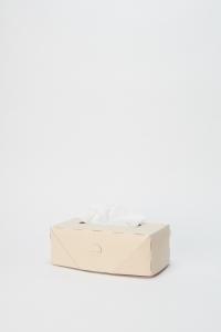 Hender Scheme「tissue box case for celebrity / natural 」