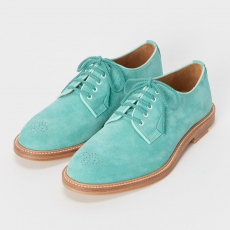 Hender Scheme「typical color exception gibson  /  #06 emerald blue」
