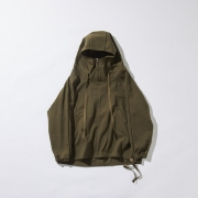 POLYPLOID「 PONCHO TYPE-C / GREEN 」