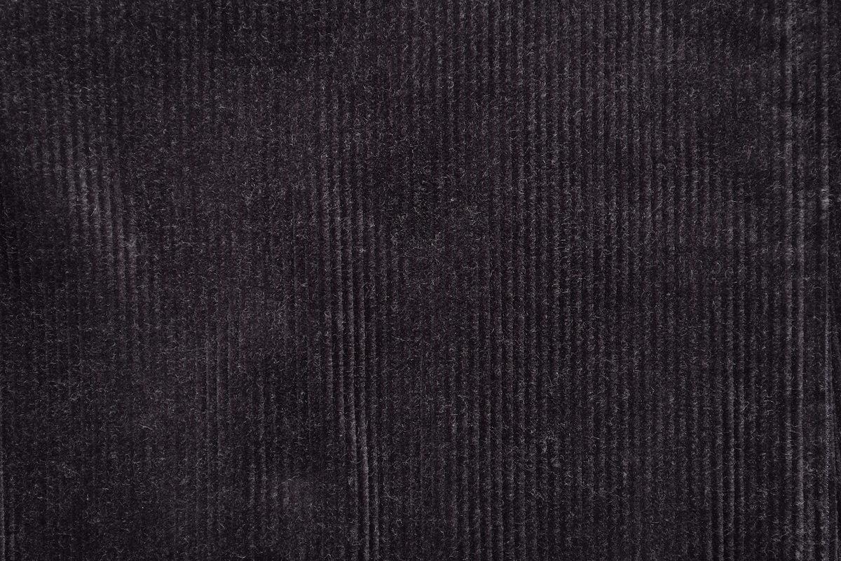 AURALEE「 WASHED CORDUROY JACKET / BLACK BROWN 」