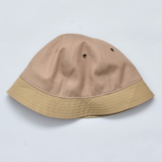 NO ROLL「CONTINUE HAT / BEIGE」