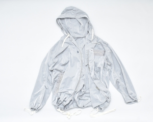 CLAMP 「 COAT-07 Short Rain COAT / Gray」