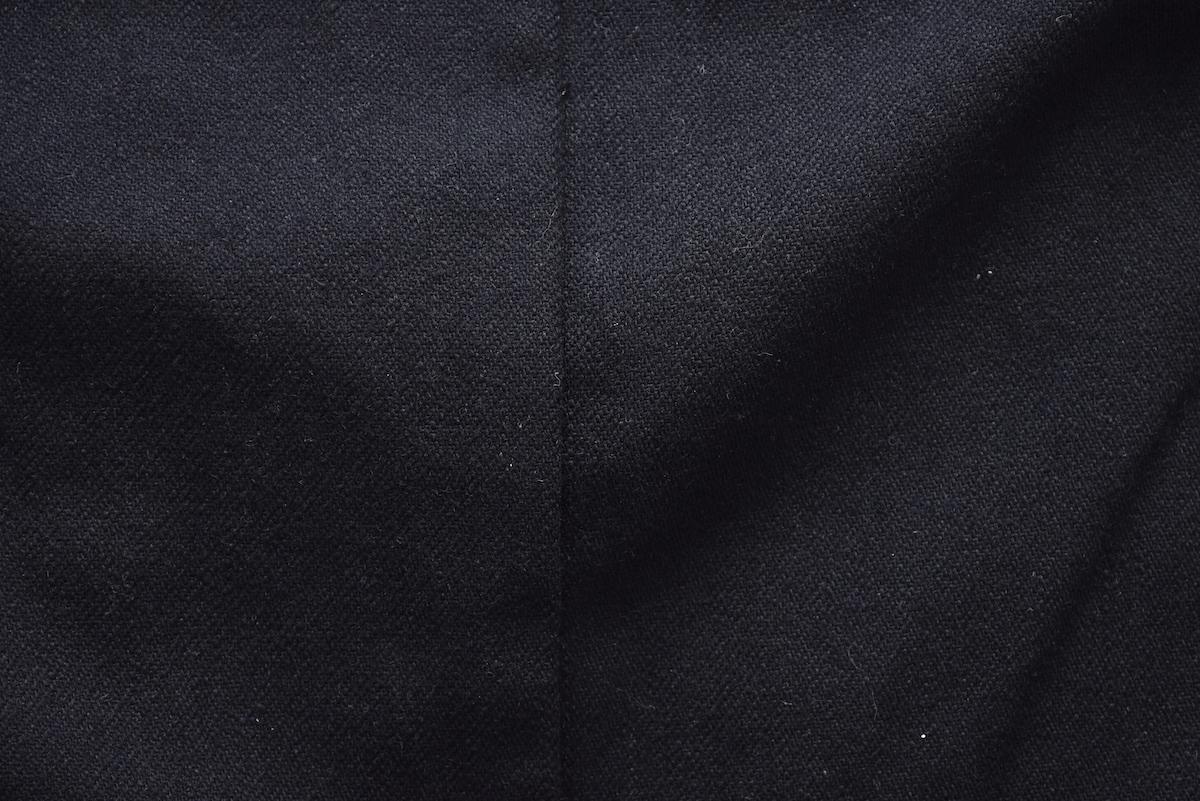 POLYPLOID 「 PONCHO TYPE-C / BLACK 」