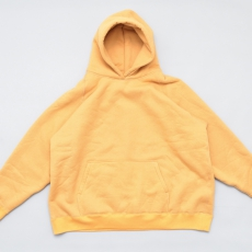 ESSAY「TS-2 : PILE HOODIE / yellow」