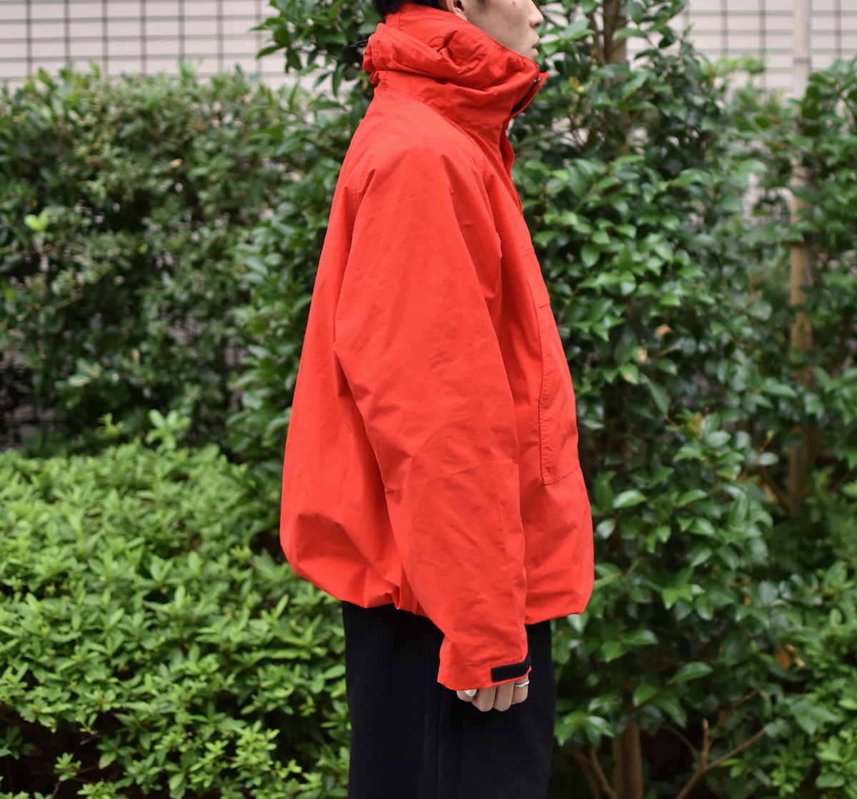 BROWN by 2-tacs 「 CAGOULE 」