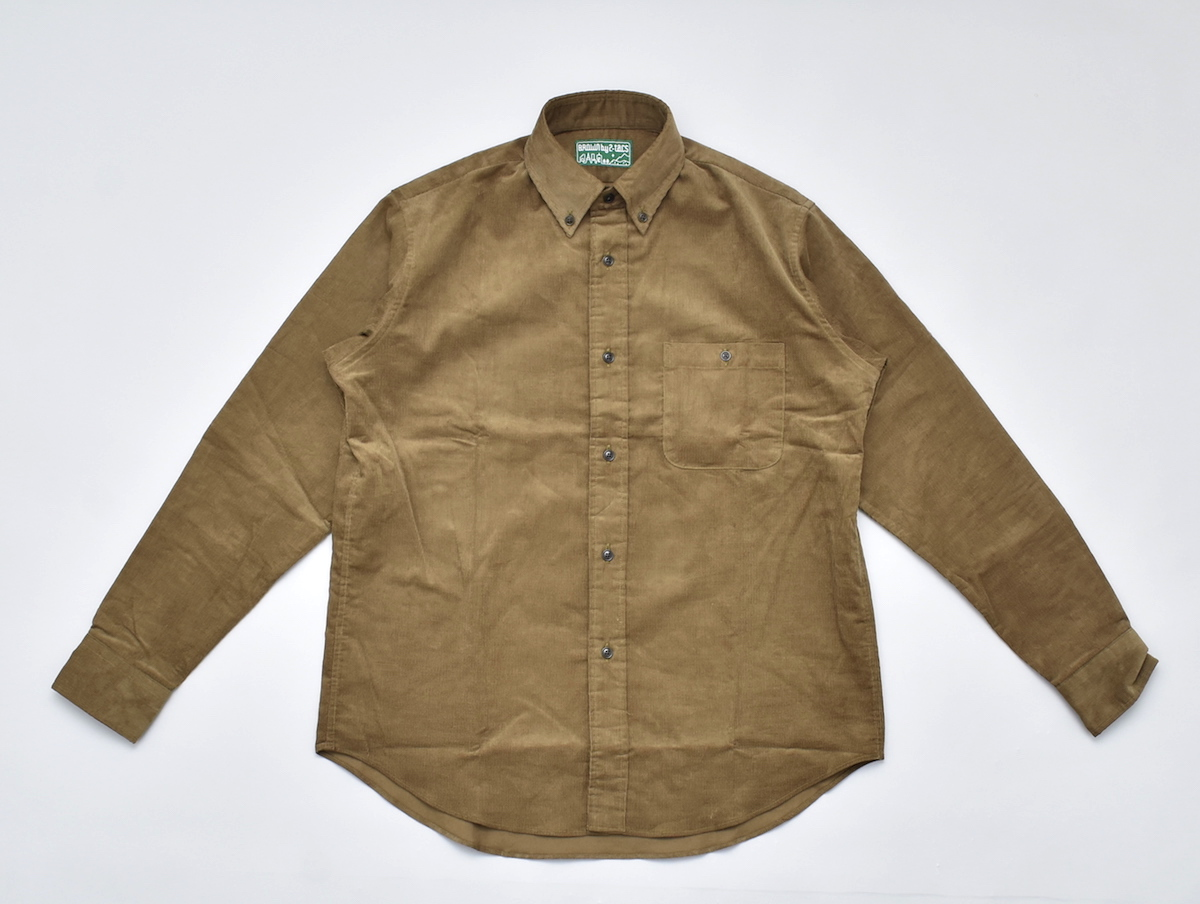 BROWN by 2-tacs「 B.D. / OLIVE 」