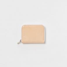 Hender Scheme  「 square zip purse - patent cow leather 」