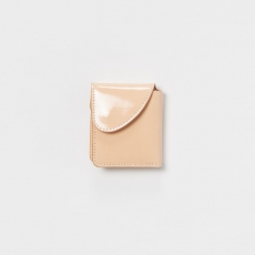 Hender Scheme 「 wallet  - patent cow leather 」