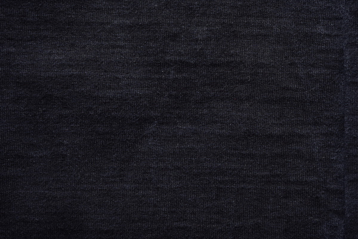 AUGUSTE-PRESENTATION「  超度詰めデニム天竺 5PK スリム517 / BLACK 」