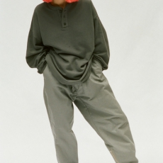 gourmet jeans 「 HENLY SWEAT / CHARCOAL 」