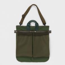 Hender Scheme「 multi helmet bag / khaki green」
