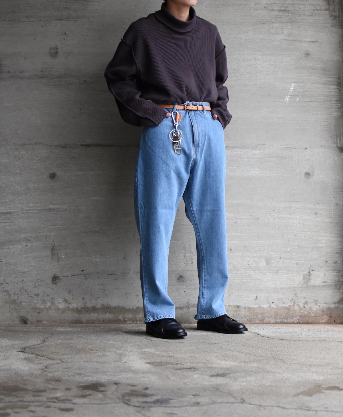 gourmet jeans「TYPE 03 – LEAN CUT」