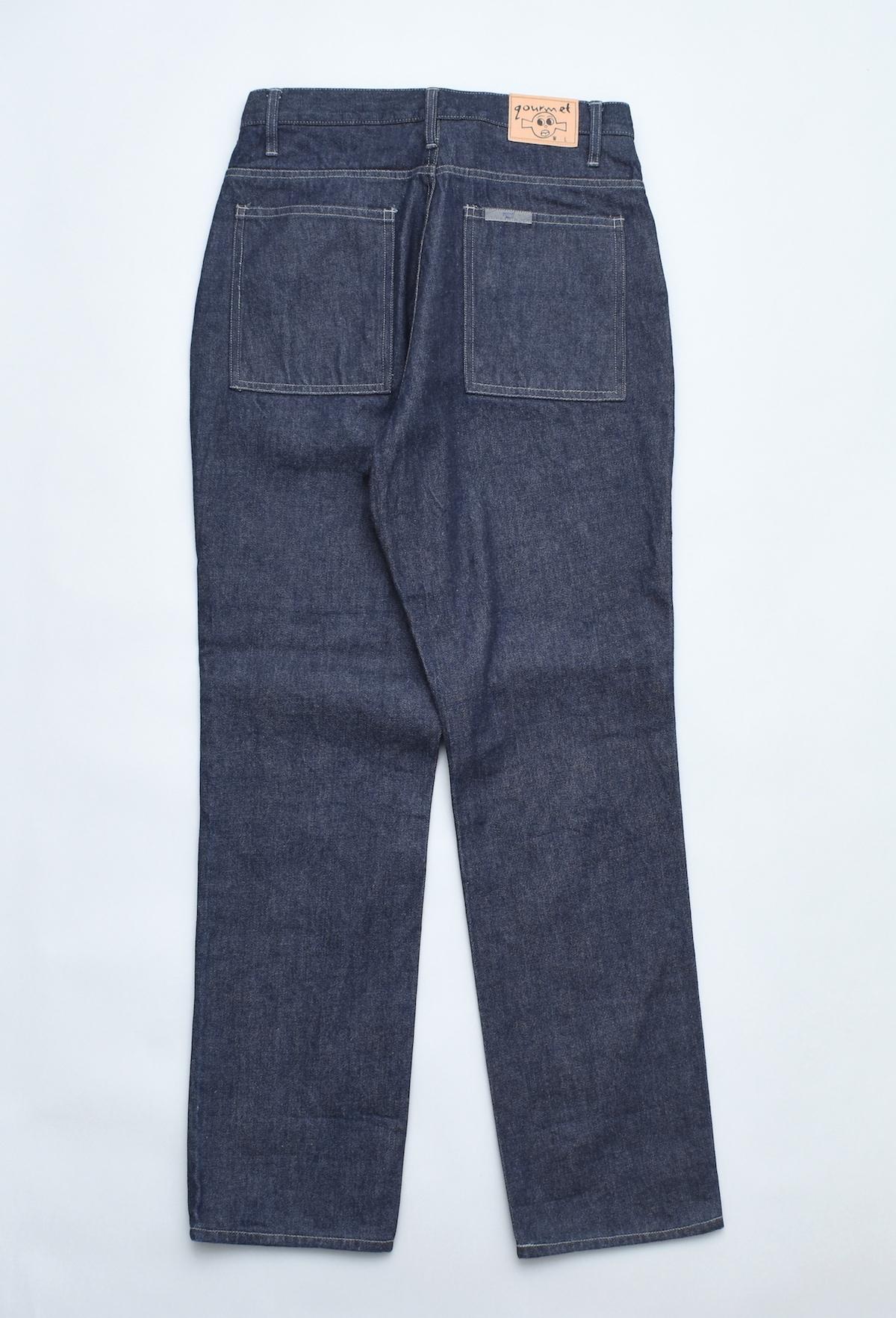 gourmet jeans「TYPE 03 - HIP!!  /  INDIGO」